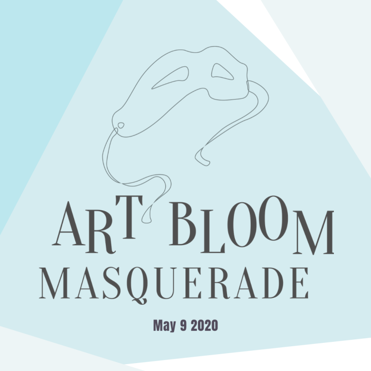 "Art Bloom Masquerade 2020 concept. Rescheduled due to COVID-19. The theme was ""Ice Wonderland"""